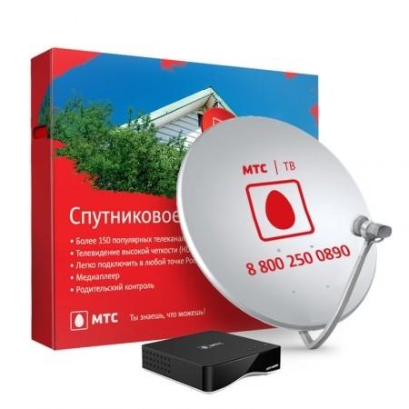 Разработка сайта для магазина спутникового тв